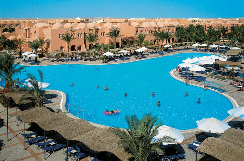 Hotel Jaz Makadi Oasis Resort & Club 1