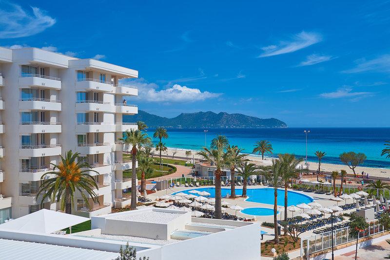 Hotel Hipotels Mercedes Cala Millor (Mallorca) - Urlaub ab ...