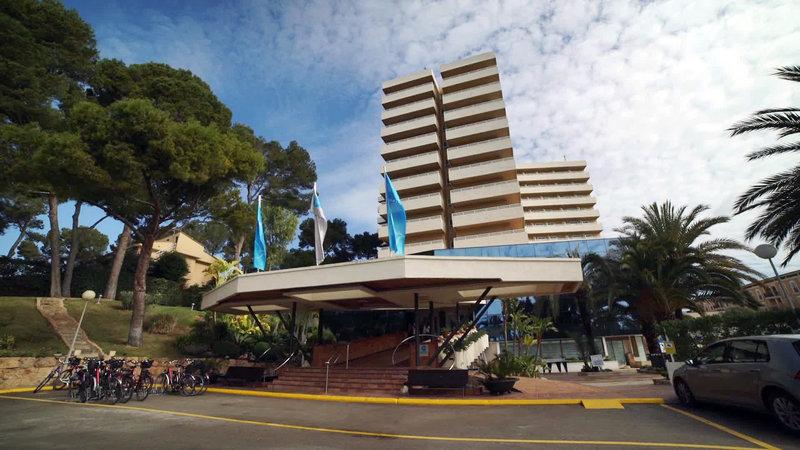 Hotel Grupotel Taurus Park Palma de Mallorca (Mallorca ...