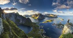 Lappland, Lofoten und Nordkap