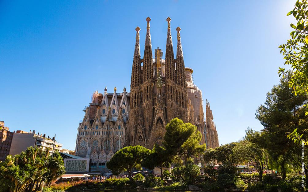 Barcelona - ein Juwel in der Sonne - Herbstferien Barcelona / Spanien: Städtereise